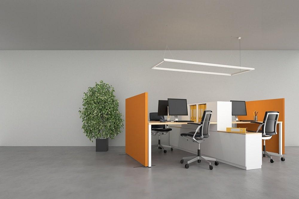 Akustik Ofis Paravanları